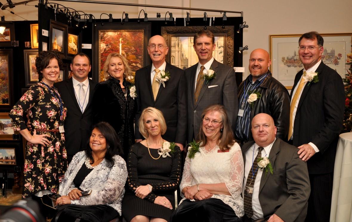 Henry B Eyring Family